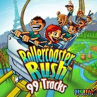 Rollercoaster Rush 99 screenshoot