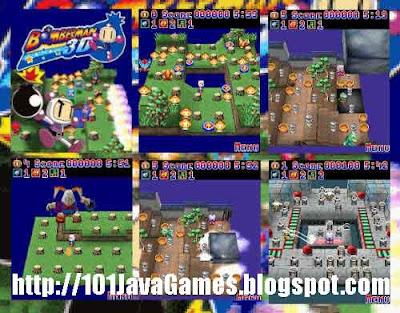 Bomberman 3D image