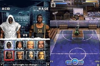 tribal-basketball-screen shot