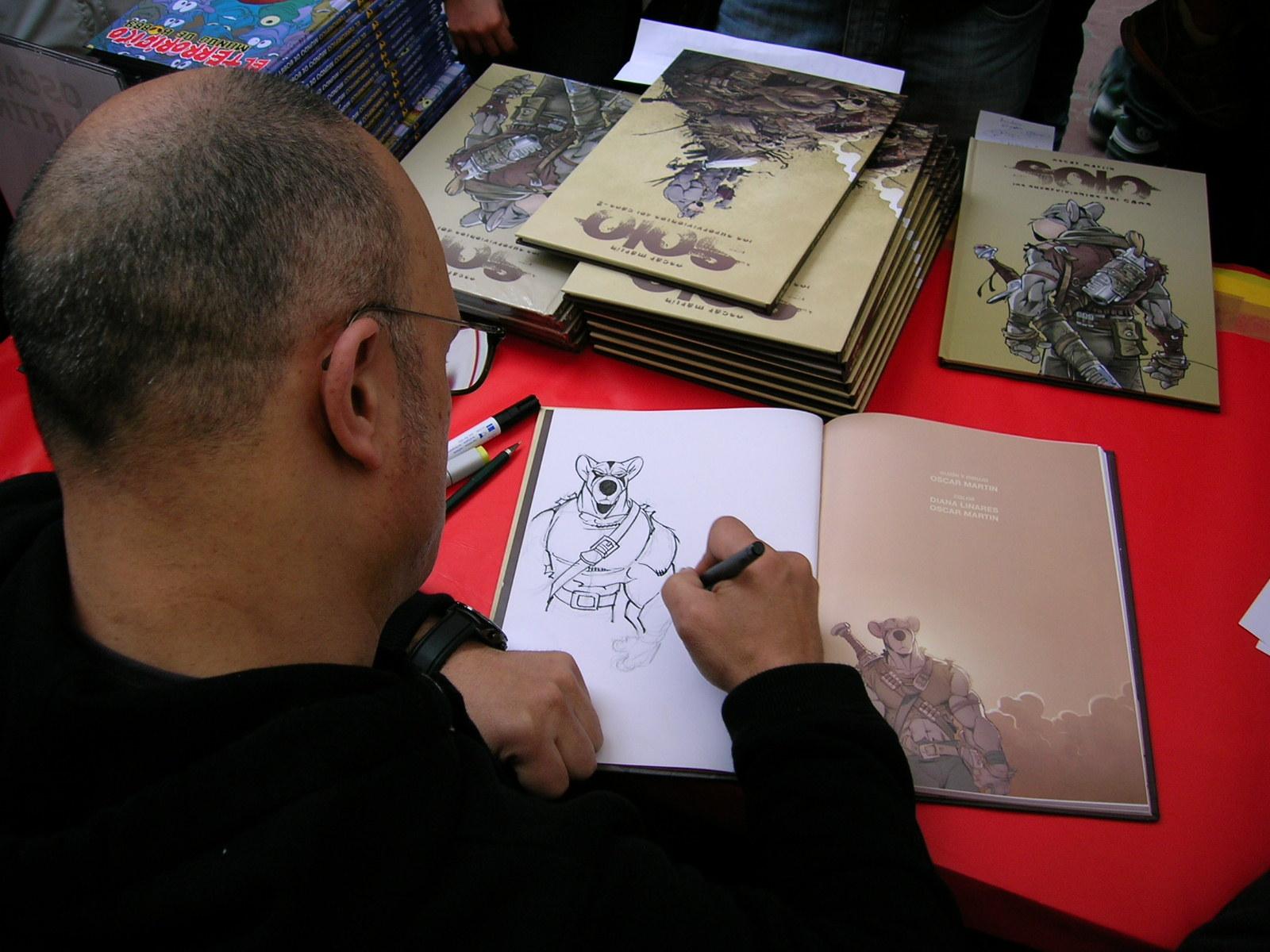 Blog de Norma Comics Sabadell: 2010