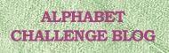 alphabeth challenge Blog