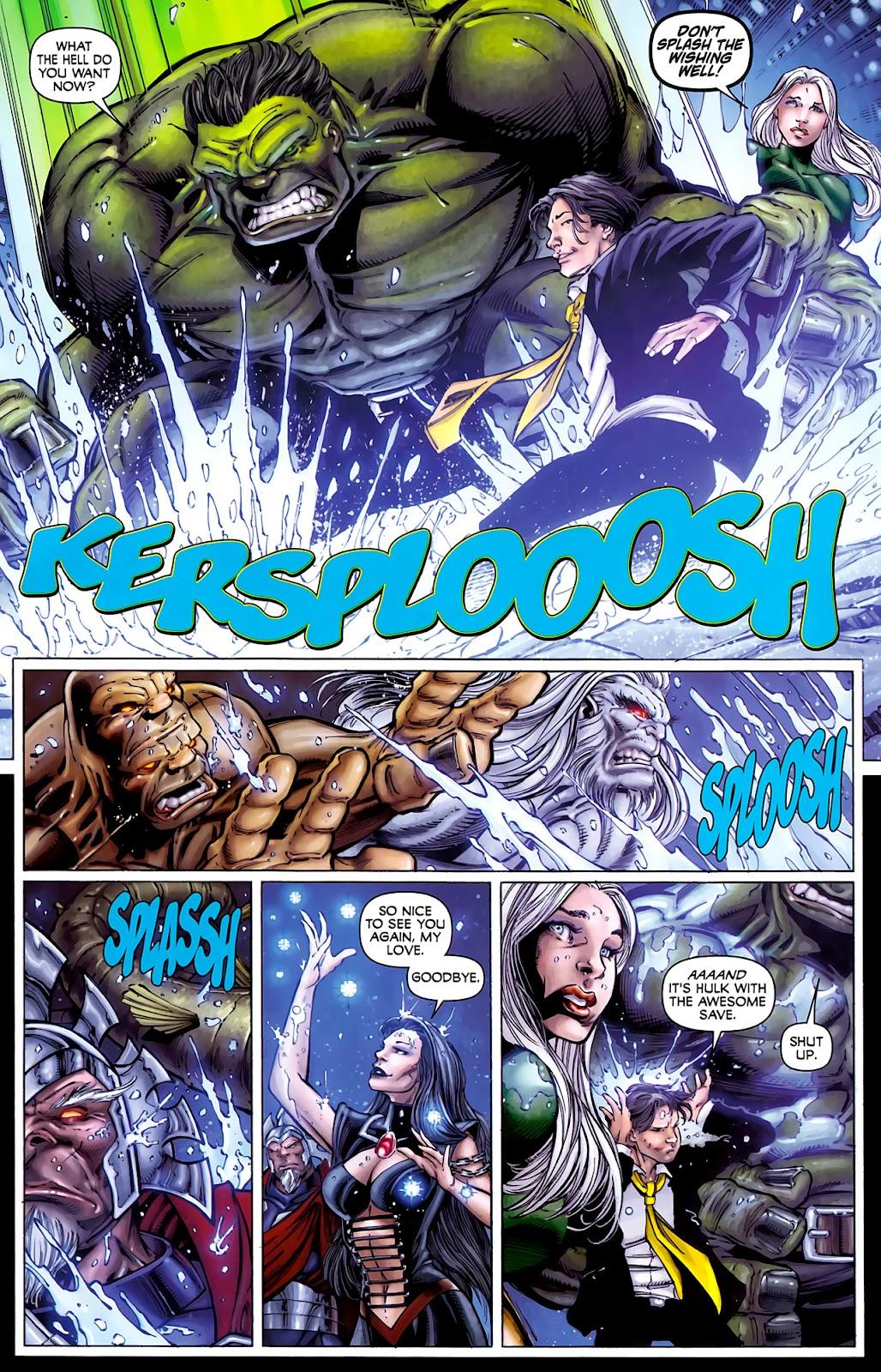 Incredible Hulks (2010) Issue #631 #21 - English 7