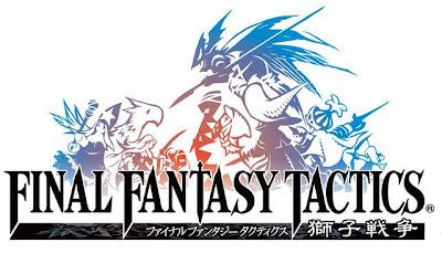 fft-logo E3 2010: Final Fantasy Tatics para iPhone em setembro