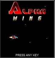 alphawing1 Retro Review: Série Alpha Wing