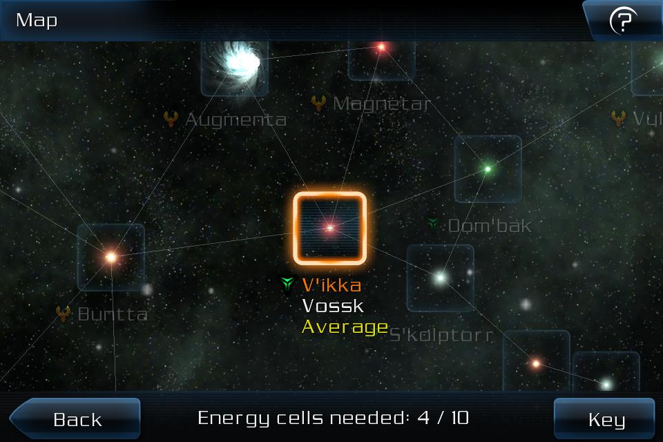 fishlabs-galaxy-on-fire-2-screenshot-iphone4-07 Galaxy on Fire 2 já está na App Store / O primeiro game sai de graça!