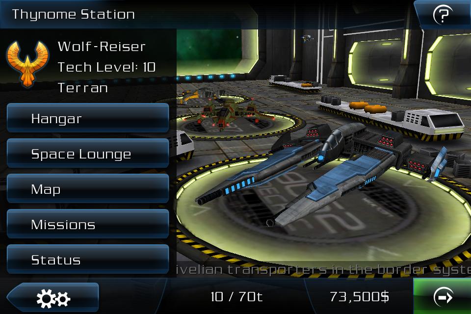 fishlabs-galaxy-on-fire-2-screenshot-iphone4-09 Galaxy on Fire 2 já está na App Store / O primeiro game sai de graça!