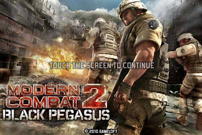 ModernCombat2BlackPegasus251010_1 Modern Combat 2: Black Pegasus por $0.99 (iPhone e iPad)