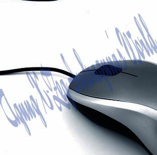 Link Bergerak Saat Disorot Mouse