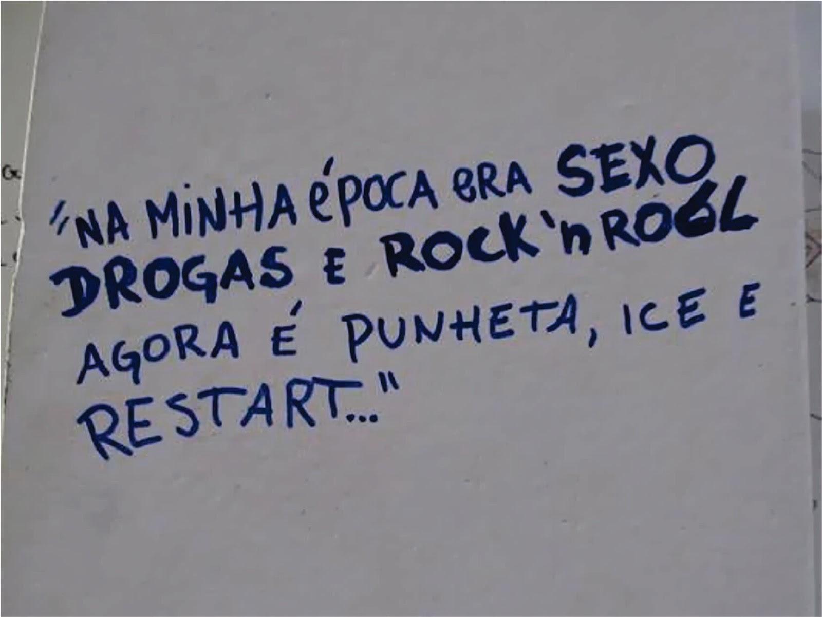 Melhor frase de banheiro Blog do Diniz Sena #0D1331 1600 1201