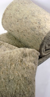 Woodbrooke good lives blog let 39 s talk about insulation for Sheeps wool insulation prices