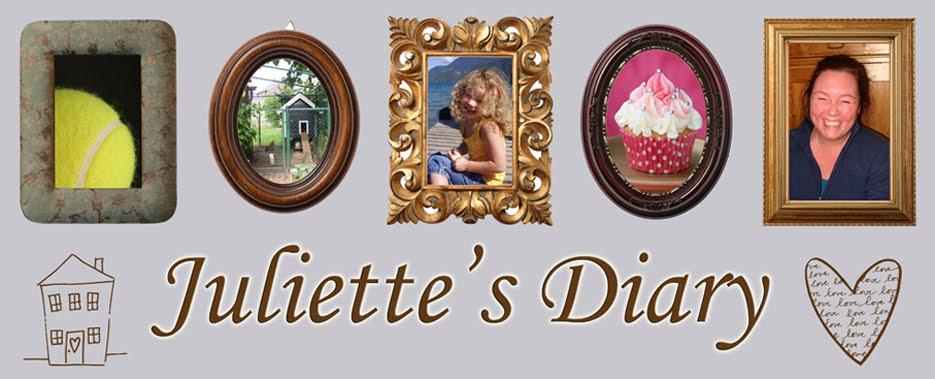 Juliette's diary