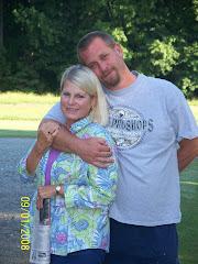 Jamie & his sister