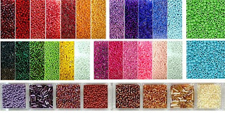 Aughts and naughts and some handy facts about seed bead sizing