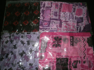 *YEAR END SALE* (SHAWL) $9.00- Black,Purple Atas n Pink SOLD.