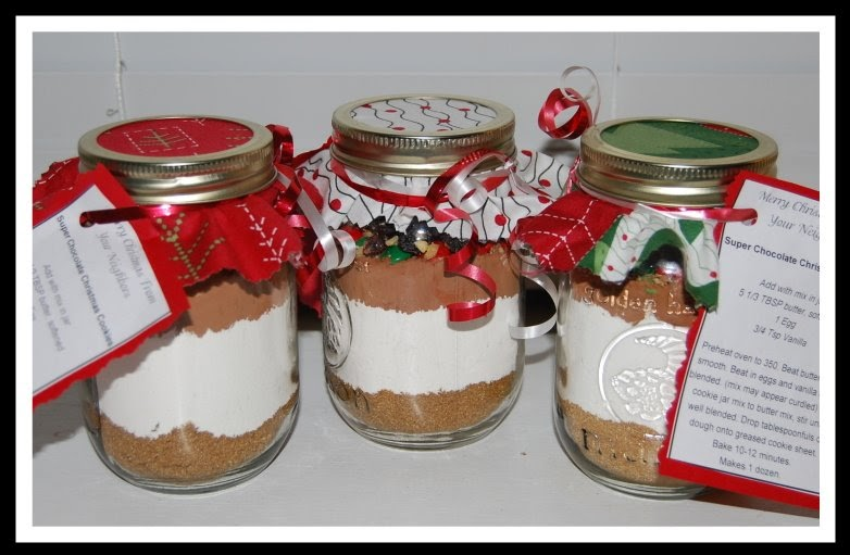 Life Through My Lens Cookie Mix In A Jar Recipe