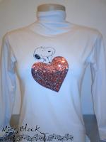 bordado com paetês, blusinha, paetês, brilho