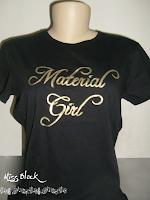 material girl, presente mulher