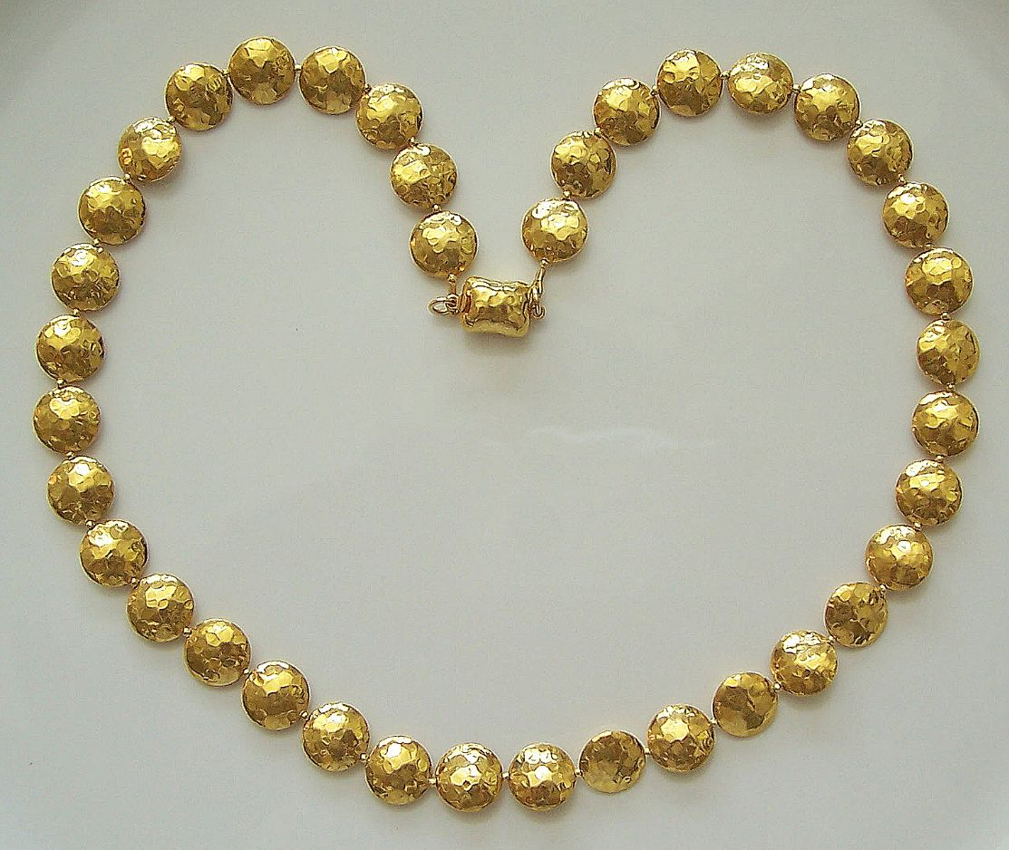 Find great deals on eBay for gold necklace designs. Shop with confidence.