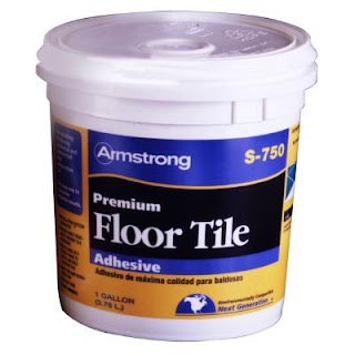 Armstrong floor tile adhesive