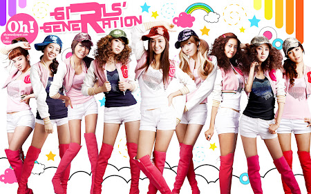 snsd desktop wallpaper