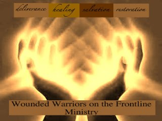 Wounded Warriors on the Frontline Ministry