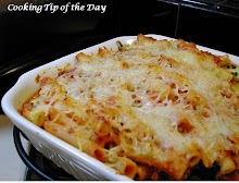 Spinach and Cheese Baked Ziti