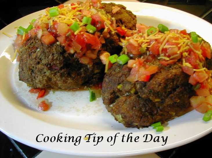 Cooking Tip of the Day - The Mexican Collection: Main Dishes