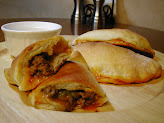 Buffalo Style Beef Empanadas