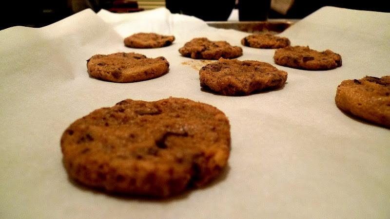 descriptive essay chocolate chip cookies