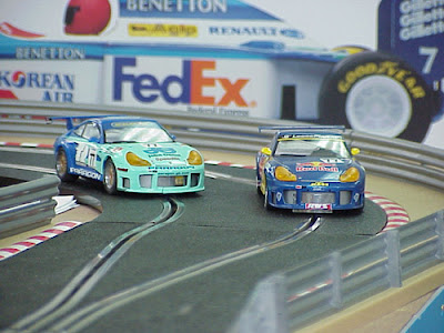 Scalextric Switch Adapted