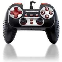 Thrustmaster 3 in 1 Dual Trigger controller.