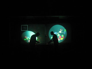 Reactable live performance.