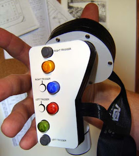 One-handed Xbox 360 controller for right handed gamers.