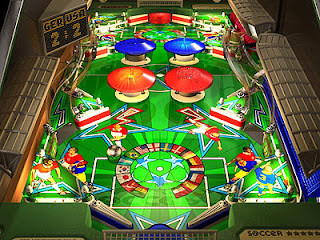 Pinball Soccer