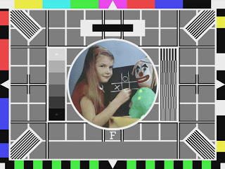 BBC 1967 Test Card: (c) BBC, ITC & BREMA 1967 - BBC Research & Development Department - Do not duplicate without this credit.