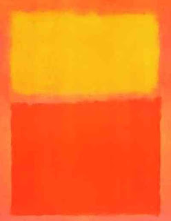 Mark Rothko art.