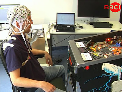BBCi Mind Controlled Pinball