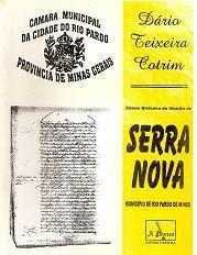 ENSAIO HISTÓRICO DO DISTRITO DE SERRA NOVA