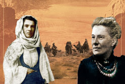 In February of 1892 Agnes Smith Lewis and her sister, Margaret Dunlop Gibson, were visiting St Catherine's monastery on Mount Sinai.