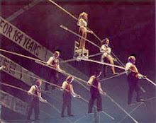 Flying Wallendas Breathtaking 7-Person Pyramid on the High Wire