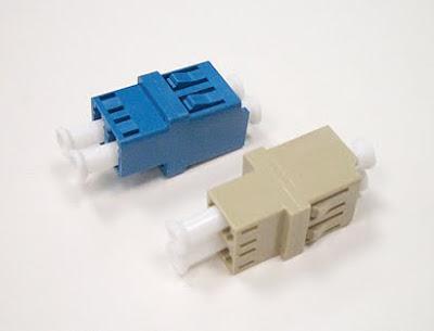 LC Duplex Adaptor