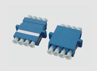 LC 4-ports Adaptor-Standard Type