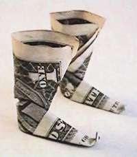 papiroflexia para tod s figuras con billetes de un dolar