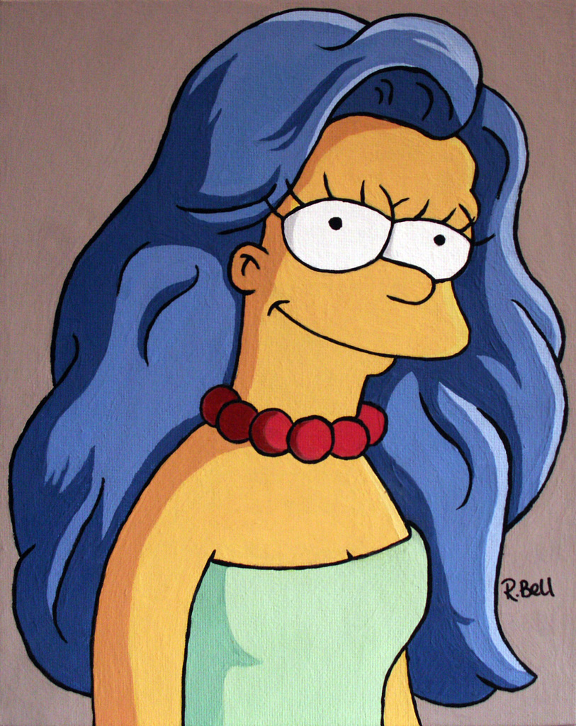 Itt sexy marge simpson ign boards - Dessiner marge simpson ...