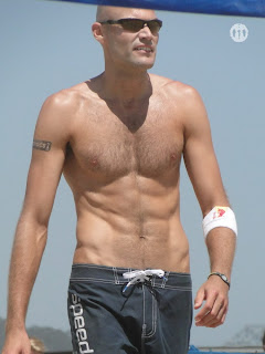Phil Dalhausser at San Francisco Open 2009