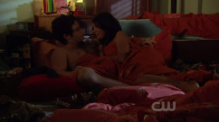 Penn Badgley Shirtless on Gossip Girl s3e14