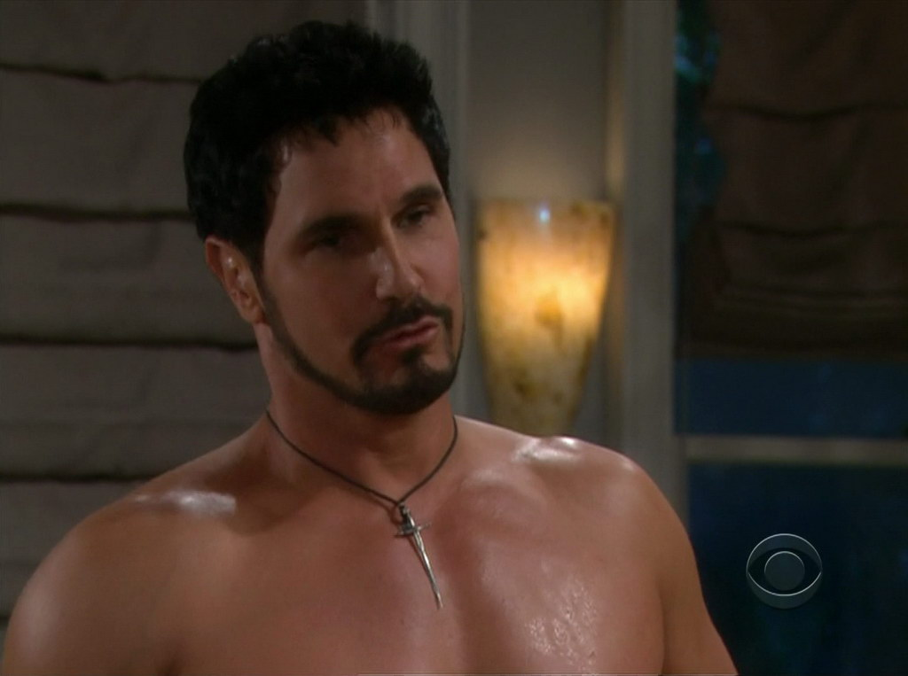 Don diamont on bold and the beautiful 20100405 shirtless for Domon jaeger