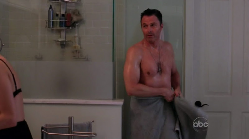 Tim Daly Shirtless on Private Practice s3e21