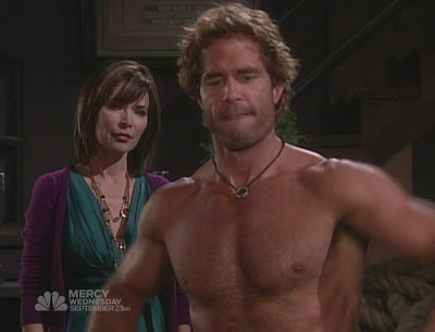 Shawn Christian Shirtless on DOOL