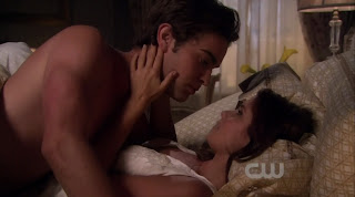 Chace Crawford Shirtless on Gossip Girl